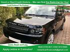 Range Rover Sport 30 4X4 Auto HSE GOOD BAD CREDIT CAR FINANCE