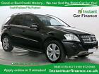 Mercedes Benz ML300 30CDI Blue F auto Sport GOOD BAD CREDIT CAR FINANCE