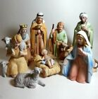 Christmas Nativity Holy Set Figurines Naciemiento Decoration Birth Of Jesus