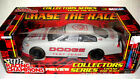RACING CHAMPIONS 1/24 CHASE THE RACE STOCK CAR -DODGE INTREPID TEST TEAM - 2001