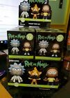 Rick and Morty TV Series Mystery Mini Vinyl Figures SEALED CASE of 12 FUNKO NEW