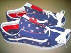 VANS BOSTON RED SOX Old Skool Shoes NEW Mens Size 13 MLB BASEBALL Navy