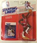 AKEEM OLAJUWON 1988 KENNER Starting Lineup NBA Basketball Figure HOUSTON ROCKET