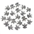 Small Angel Metal Charms 34-inch 20-count