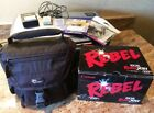 Canon EOS Rebel XSi 450D 122MP Digital SLR Camera Black With Carry Bag