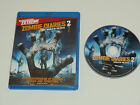 Zombie Diaries 2 Blu ray Disc 2011 movie Rated R action survival horror film