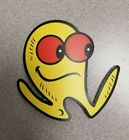 Pac Man sticker 4 x 4 Buy any 3 of my stickers GET ONE FREE