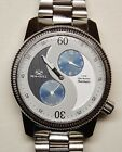 SEAGULL MANS YIN - YANG  DESIGN AUTOMATIC OFF/SET HOUR AND MINUTE WATCH