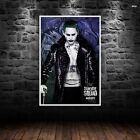 Jared Leto Joker Print Poster Wall Art A6 A5 A4 A3 Suicide Squad - 1017