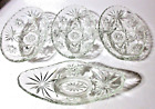 Set of Four 1960's Anchor Hocking  EAPC Serving bowls~Star of David~2 shapes
