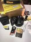 Nikon D3200 242MP Digital SLR Camera Black