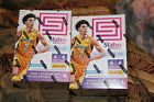 (2) 2017-18 Panini Status Basketball NBA Trading Cards Retail BLASTER Box
