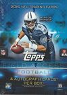 2015 Topps Field Access NFL Football HOBBY box (4 pk)