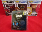 FUNKO POP WESTWORLD NEW EXCLUSIVES YOUNG FORD, MUSASHI W ROBOT DELORES SDCC PINS