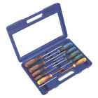 Screwdriver Set with Carry-Case 11pc GripMAX®