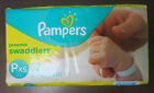 Pampers Preemie Swaddlers Diapers Sixe P XS for Premature Babies Reborn Dolls