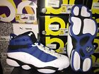 NEW AIR JORDAN 6 RINGS SZ 12 TEAM ROYAL BLACK WHITE 322992 400 165 RETAIL
