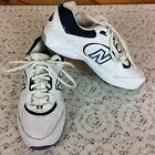 Womens Athletic New Balance 623 white sneaker US size 85 B EUC