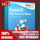 EaseUS Data Recovery Wizard v120 Professional LIFETIME License FREE Upgrades