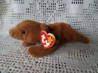 Beanie Babies Ty Original Retired Cubbie the Bear 11/14/93 Brown Plush Animal 3+