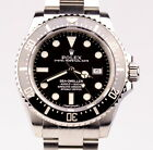 Rolex Ceramic Seadweller 4000 116600 - Discontinued & Extremely Hard to Find!