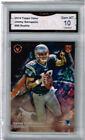 2014 Topps Fire Football Cards 17