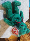 Mint 2001 Holiday Teddy beanie baby and tags
