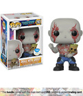 Drax w Groot (f.y.e. Exclusive): Funko POP! Marvel x Guardians of the Galaxy 2