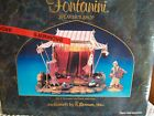 Fontanini 5 Village Collection RARE RETIRED Weavers Shop 50221 Displayed Twice
