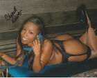 CHANELL HEART Adult Video Star SIGNED 8X10 Photo f