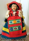 Lenci Mascotte Doll Costume Doll Tagged C1930s Excellent Condition