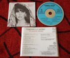 VERONICA CASTRO **Mi Pequeña Soledad** 1990 Mexican 1st PRESS CD NO BAR CODE