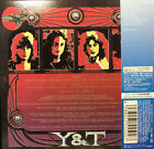 Y & T Black Tiger JAPAN CD UICY-94051 2009 OBI