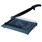 12 Sheet Professional Guillotine Paper Cutter A4 Paper Trimmer with Safeguard