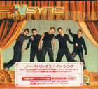 NSYNC No Strings Attached JAPAN CD AVCZ-95146 2000 NEW