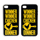 Chicken Dinner - Rubber and Plastic Phone Cover Case #2