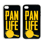 Pan Life - Rubber and Plastic Phone Cover Case #2