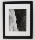 Golden State Art, 11x14 Black Photo Frame REAL GLASS  White Mat for 8x10 Picture