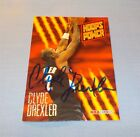 Clyde Drexler Rookie Cards and Memorabilia Guide 11