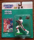 1996 Jerry Rice Starting Lineup Figure Plus Ten (10) Additional Trading Cards.