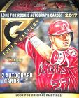 2017 Topps Gallery Baseball Sealed Retail Box