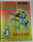Journal Tintin No #118 Beany the Raccoon Good Condition 1977