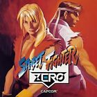 Street Fighter Zero Arcade Gametrack JAPAN CD SRCL-3297 1995 NEW