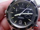 Heuer Leonidas Chronograph Cal. 15 case 1163,  Made For Bulova in 1974