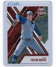 2017 Panini Elite Extra Edition Status Red Die Cut 13 Trevor Rogers 68 99
