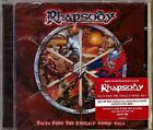 Rhapsody - Tales From The Emerald Sword Saga  Korea Import New Sealed CD