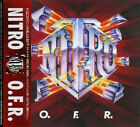 NITRO O.F.R. (Out Fucking Rageous) JAPAN CD VDP-1491 1989 OBI