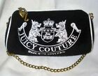 Juicy Couture Made with Love PG Black Barrel Shoulder Bag Well Loved