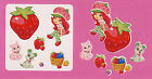 15 Make Your Own Strawberry Shortcake Stickers Party Favors