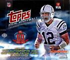 2015 Topps Football Hobby JUMBO Box